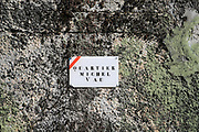 Ouvrage de l'Agaisen de la Ligne Maginot dans les Alpes à Sospel / Ouvrage l'Agaisen in Sospel in the Alps