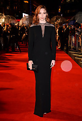 Eleanor Tomlinson attending the Colette UK Premiere as part of the BFI London Film Festival at the Cineworld Leicester Square, London.