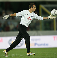 Fotball<br /> Foto: Inside/Digitalsport<br /> NORWAY ONLY<br /> <br /> Verona 23/8/2006 <br /> Champions League 3rd round qualifying<br /> Chievo Verona v Levski Sofia 3-3<br /> <br /> Georgi PETKOV Levski