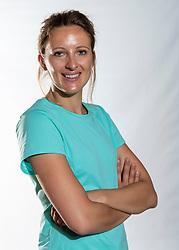 02-07-2018 NED: EC Beach teams Netherlands, The Hague<br /> Sophie van Gestel NED