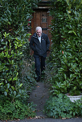 © Licensed to London News Pictures. 14/10/2015. London, UK. Labour Shadow chancellor John McDonnell leaves home for Parliament.  Photo credit: Peter Macdiarmid/LNP