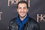 "Jesus Antunez attends  ""The Hobbit: An Unexpected Journey"" premiere at the Callao cinema- Madrid."