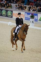 Minderhoud Hans Peter (NED) - Exquis Nadine<br /> CDI-W Mechelen 2008<br /> Photo © Dirk Caremans