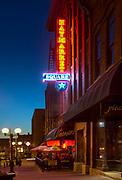 Nebraska / Lincoln / Haymarket Square / Historic District / Restored Warehouses / Restaurants And Shops