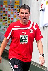 10.09.2011,  BorussiaPark, Mönchengladbach, GER, 1.FBL, Borussia Mönchengladbach vs 1. FC Kaiserslautern, im Bild.Marco Kurz (Trainer 1. FC Kaiserslautern)..// during the 1.FBL, Borussia Mönchengladbach vs 1. FC Kaiserslautern on 2011/09/09, BorussiaPark, Mönchengladbach, Germany. EXPA Pictures © 2011, PhotoCredit: EXPA/ nph/  Mueller *** Local Caption ***       ****** out of GER / CRO  / BEL ******