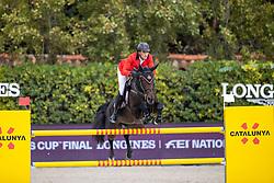 Philippaerts Nicola, BEL, Katanga vh Dingeshof<br /> Longines FEI Jumping Nations Cup Final<br /> Barcelona 2021<br /> © Dirk Caremans<br />  03/10/2021