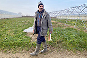 Andrea Pitton - farmer and breeder in Udine, Italy