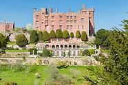 Powis Castle - April