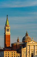 Church of San Giorgio Maggiore, Venice, Italy.