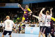 DESCRIZIONE : HandbaLL Cup Finale EHF Homme<br /> GIOCATORE : NYATEU O Brian<br /> SQUADRA : Nantes <br /> EVENTO : Coupe EHF Demi Finale<br /> GARA : NANTES HOLSTEBRO<br /> DATA : 18 05 2013<br /> CATEGORIA : Handball Homme<br /> SPORT : Handball<br /> AUTORE : JF Molliere <br /> Galleria : France Hand 2012-2013 Action<br /> Fotonotizia : HandbaLL Cup Finale EHF Homme<br /> Predefinita :