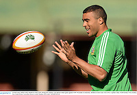 14 June 2013; Simon Zebo, British & Irish Lions, during the captain's run ahead of their game against NSW Waratahs on Saturday. British & Irish Lions Tour 2013, Captain's Run, North Sydney Oval, Sydney, New South Wales, Australia. Picture credit: Stephen McCarthy / SPORTSFILE