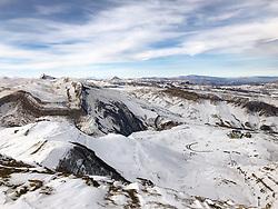 View From Shahdag Ski Mountain Resort