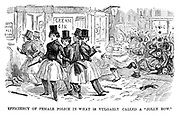 """The Ladies of the Creation; Or, how I was cured of being a strong-minded woman. Efficiency of female police in what is vulgarly called a """"Jolly Row."""""""