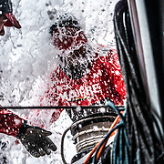 Leg 10, from Cardiff to Gothenburg, day 04 on board MAPFRE, Pablo Arrarte. 13 June, 2018.