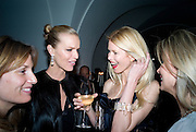 EMILY OPPENHEIMER; EVA HERZIGOVA; CLAUDIA SCHIFFER; JANE GOTTSCHALK. Chaos Point: Vivienne Westwood Gold Label Collection performance art catwalk show and auction in aid of the NSPCC. Banqueting House. London. 18 November 2008<br />