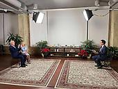 "December 17, 2020 (NYC): CBS's ""The Late Show"" - President-Elect Joe Biden & Dr. Jill Biden"