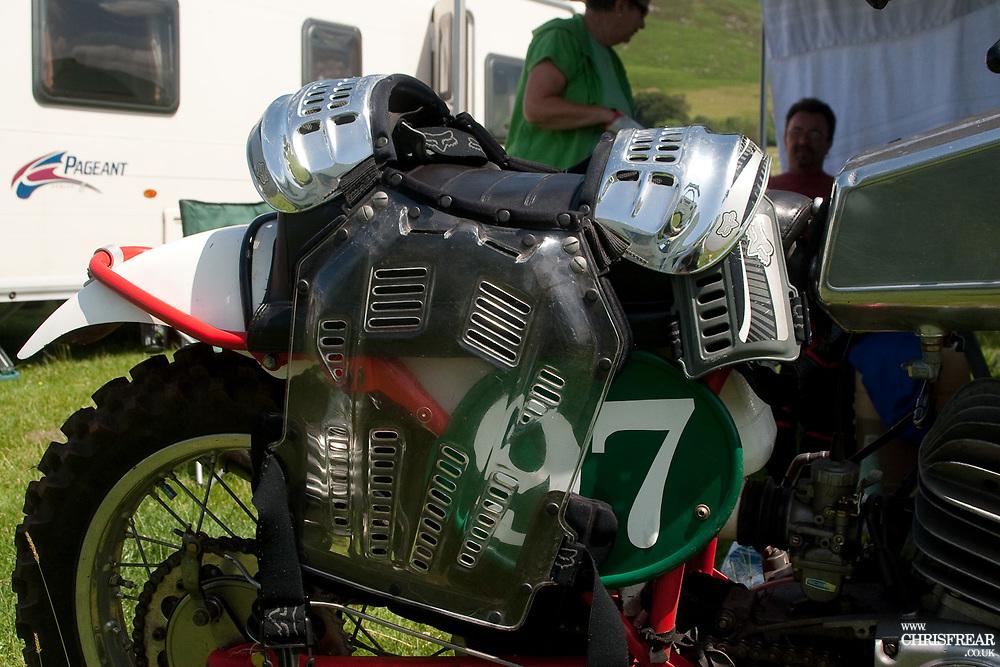Thornhill Vintage Motorcycle Scramble