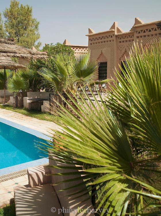 The Sawadi Riad in the Skoura Oasis, Morocco