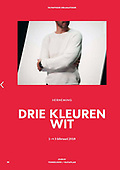 drie kleuren wit | pers&print&promo