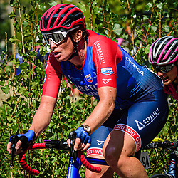 WILD Kirsten ( NED ) – Ceratizit-WNT Pro Cycling ( WNT ) - GER – Hochformat – hoch – vertikal – Portrait - Event/Veranstaltung: Giro Rosa Iccrea - 4. Stage - Category/Kategorie: Cycling - Road Cycling - Cycling Tour - Elite Women - Location/Ort: Europe – Italy - Start: Assisi - Finish: Tivoli - Discipline: Cycling - Road Cycling - Cycling Tour - Road Race ( RR ) - Distance: 170,3 km - Date/Datum: 14.09.2020 – Monday - Photographer: © Arne Mill - frontalvision.com