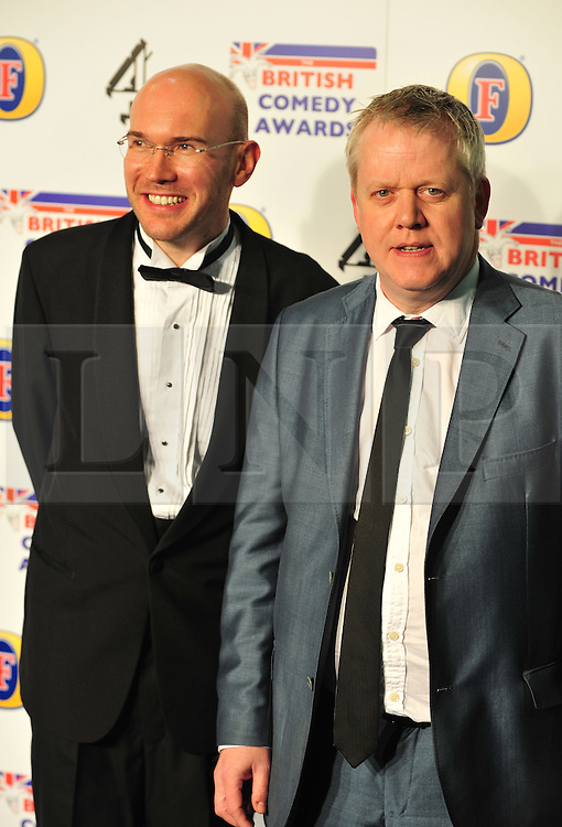 © Licensed to London News Pictures. 16/12/2011. London, England. attends the Channel 4 British Comedy Awards  in Wembley London .  Photo credit : ALAN ROXBOROUGH/LNP