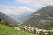 Austria mountain view