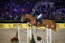 Devos Pieter, BEL, Apart<br /> Vlaanderens Kerstjumping<br /> Memorial Eric Wauters<br /> Jumping Mechelen 2017<br /> © Dirk Caremans<br /> 29/12/2017