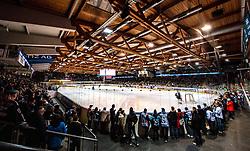 29.02.2020, Keine Sorgen Eisarena, Linz, AUT, EBEL, EHC Liwest Black Wings Linz vs Fehervar AV 19, Zwischenrunde, 10. Qualifikationsrunde, im Bild Die Linz AG Eisarena // during the Erste Bank Eishockey League Intermediate round, 10th qualifying round match between EHC Liwest Black Wings Linz and Fehervar AV 19 at the Keine Sorgen Eisarena in Linz, Austria on 2020/02/29. EXPA Pictures © 2020, PhotoCredit: EXPA/ Reinhard Eisenbauer