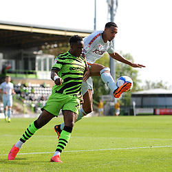 Forest Green Rovers v Bradford City