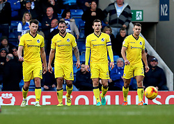 Bristol Rovers players  looks frustrated after conceding a goal to Ian Evatt of Chesterfield - Mandatory by-line: Robbie Stephenson/JMP - 26/11/2016 - FOOTBALL - The Proact Stadium - Chesterfield, England - Chesterfield v Bristol Rovers - Sky Bet League One
