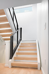 Ben Ames Architect Catherine Hailey interior designer Stair stairway