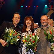 Harpengala 2004, Frans Bauer, Trijntje Oosterhuis en Hans Dorresteijn
