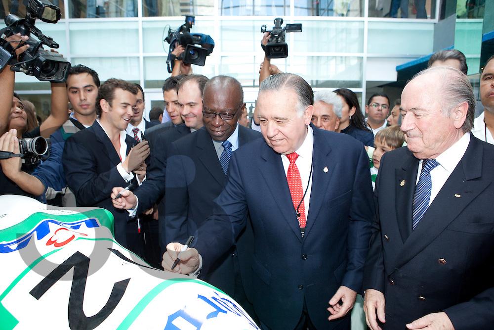 Inauguración Territorio Santos Modelo
