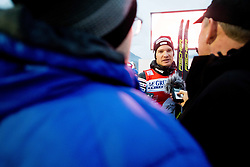 January 6, 2018 - Val Di Fiemme, ITALY - 180106 Dario Cologna of Switzerland after men's 15km mass start classic technique during Tour de Ski on January 6, 2018 in Val di Fiemme..Photo: Jon Olav Nesvold / BILDBYRN / kod JE / 160123 (Credit Image: © Jon Olav Nesvold/Bildbyran via ZUMA Wire)