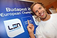 Alexander Dale Oen (NOR)<br /> Swimming European Championships Budapest 2010 - Campionati Europei di Nuoto Budapest 2010<br /> Budapest (Hungary), 06/08/2010<br /> © Giorgio Perottino /Insidefoto