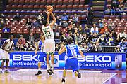 DESCRIZIONE : Milano Final Eight Coppa Italia 2014 Finale Montepaschi Siena - Dinamo Banco di Sardegna Sassari<br /> GIOCATORE : Erick Green<br /> CATEGORIA : Tiro<br /> SQUADRA : Montepaschi Siena<br /> EVENTO : Final Eight Coppa Italia 2014 Milano<br /> GARA : Montepaschi Siena - Dinamo Banco di Sardegna Sassari<br /> DATA : 09/02/2014<br /> SPORT : Pallacanestro <br /> AUTORE : Agenzia Ciamillo-Castoria / Luigi Canu<br /> Galleria : Final Eight Coppa Italia 2014 Milano<br /> Fotonotizia : Milano Final Eight Coppa Italia 2014 Finale Montepaschi Siena - Dinamo Banco di Sardegna Sassari<br /> Predefinita :