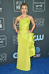 Rhea Seehorn attends the 24th annual Critics' Choice Awards at Barker Hangar on January 13, 2019 in Santa Monica, CA, USA. Photo by Lionel Hahn/ABACAPRESS.COM