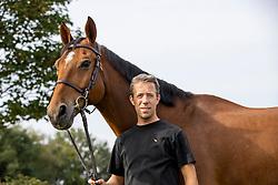 Van Der Vleuten Maikel, NED, Beauville Z<br /> Ten huize van Maikel Van der Vleuten<br /> Someren 2021<br /> © Hippo Foto - Dirk Caremans<br /> 21/09/2021