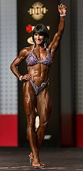 Sept.16, 2016 - Las Vegas, Nevada, U.S. -  JENNIFER TAYLOR competes in the Figure Olympia contest during Joe Weider's Olympia Fitness and Performance Weekend.(Credit Image: © Brian Cahn via ZUMA Wire)