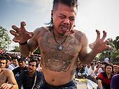 Wat Bang Phra Tattoo Ceremony 2015