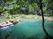 El Rosario National Park, El Petén, near Sayaxché Guatemala