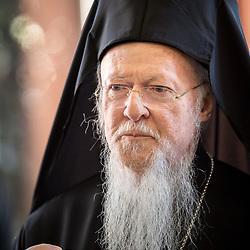 Ecumenical Patriarch 25 years, 2017