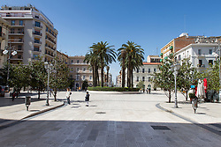 Taranto, Piazza Maria Immacolata