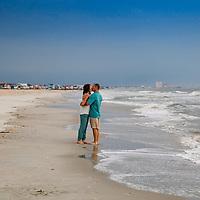 Michele Gaillot Family Vacation in Garden City Beach, SC