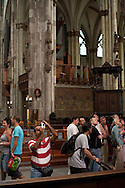 The Dom Cathedral in Cologne, Germany