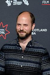Edinburgh International Film Festival 2019<br /> <br /> Master of Love (World Premiere)<br /> <br /> Pictured: Owen Roberts<br /> <br /> Alex Todd   Edinburgh Elite media