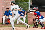 New Windsor, New York - Cornwall vs. Goshen varsity baseball on May 1, 2017.