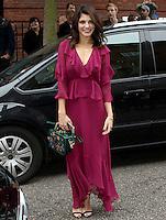 Natalie Anderson, London Fashion Week SS17 - Julien Macdonald, Seymour Leisure Centre, London UK, 17 September 2016, Photo by Brett D. Cove