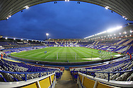 A general view of St Andrews stadium before the EFL Sky Bet Championship match between Birmingham City and Brighton and Hove Albion at St Andrews, Birmingham, England on 17 December 2016.