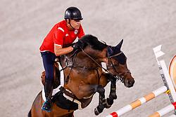 Gulliksen Geir, NOR, Quatro, 374<br /> Olympic Games Tokyo 2021<br /> © Hippo Foto - Dirk Caremans<br /> 01/08/2021